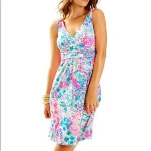 Lilly Pulitzer Gypsea Pink Short Sloane Dress